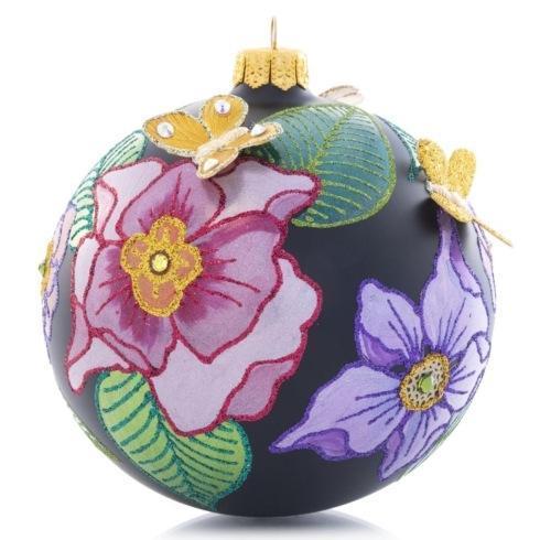 """4"""" Night Bloom Ornament"""