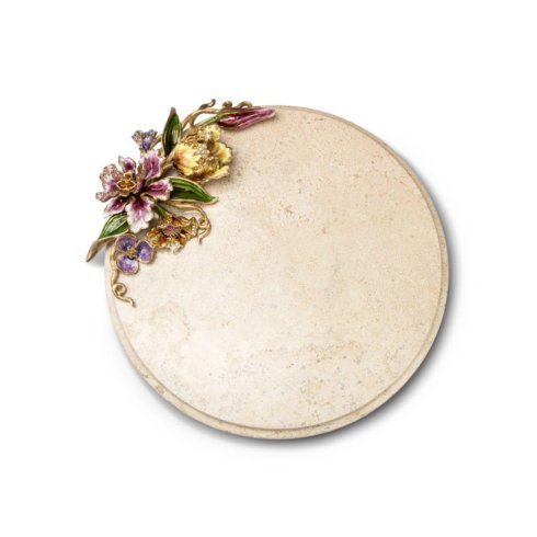 Diego Floral Cheese Board