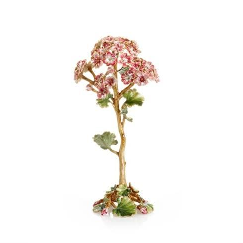 $1,900.00 Thea Geranium Flower Objet