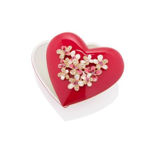$395.00 Maren Bouquet Heart Box