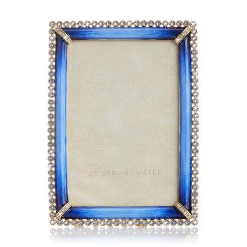 "$595.00 Lorraine Stone Edge 4"" x 6"" Frame"