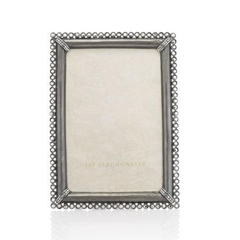 "$495.00 Lorraine Stone Edge 4"" x 6"" Frame"