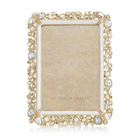 "$1,050.00 Emery Bejeweled 4"" x 6"" Frame"