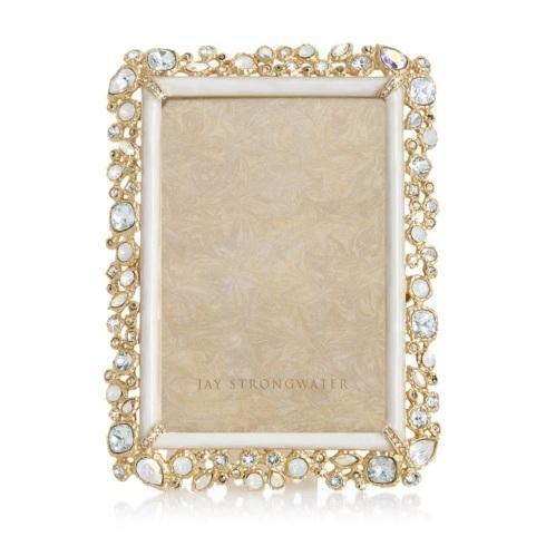 """$1,050.00 Emery Bejeweled 4"""" x 6"""" Frame"""