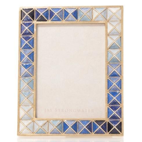 $395.00 Abaculus 3 x 4 Indigo Pyramid Frame