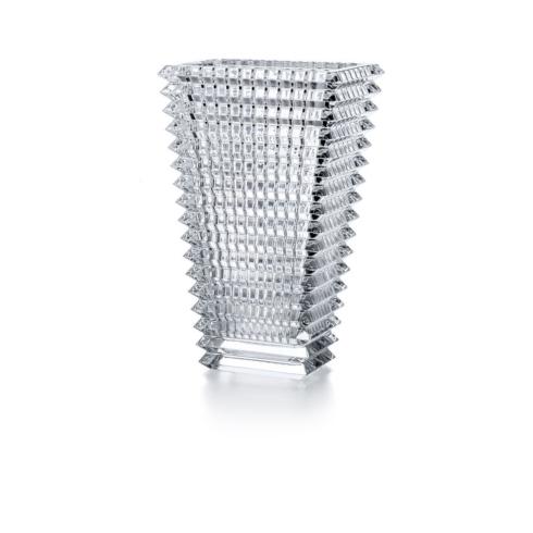 Baccarat   Eye Vase Clear  $620.00