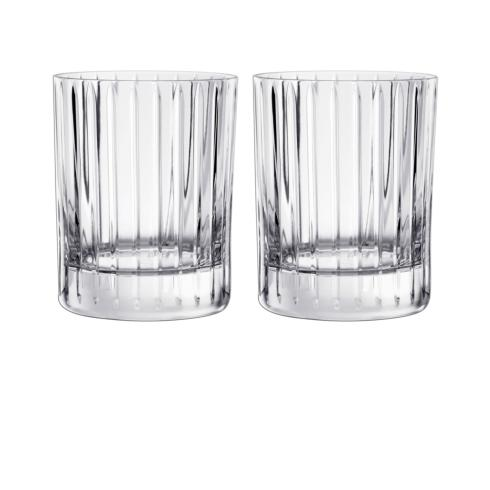 Baccarat   Harmonie No. 2 Tumbler (Double Old Fashioned) Boxed S/2 $280.00