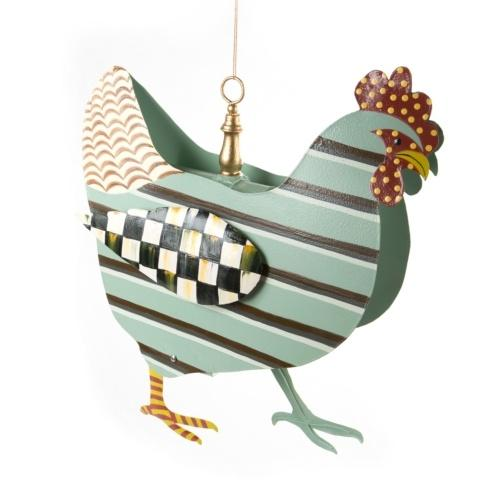 $115.00 Chicken Birdhouse