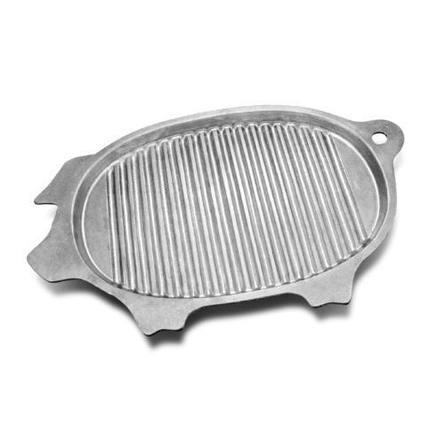 Wilton Armetale  Gourmet Grillware Pig Griller $59.99