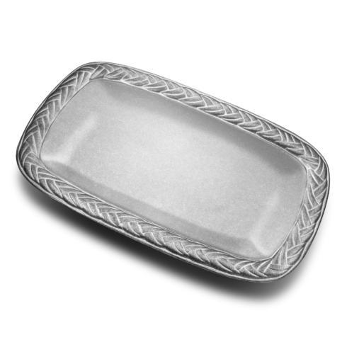 Wilton Armetale  Gourmet Grillware Grill Tray $49.50