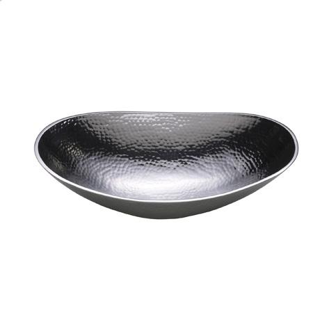 $39.99 Oval Bowl, 12""