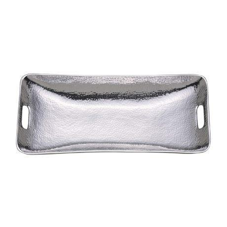 """$69.99 Rectangular Tray with Cut-Out Handles, 18.5"""""""