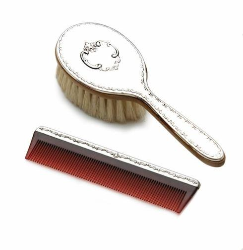 $149.99 Chantilly Brush and Comb Set