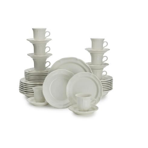 $179.99 French Countryside 40PC Dinnerware Set, Service for 8