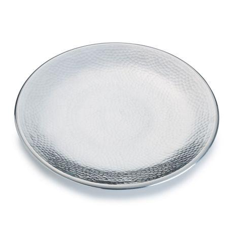$69.99 Round Platter with Base