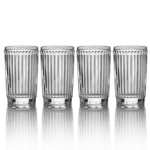 $43.00 12 Oz Highball Clear, Set Of 4