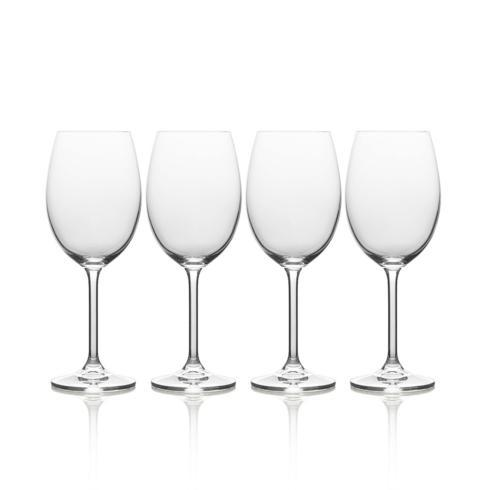 $0.00 White Wine, set of 4