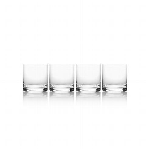 $0.00 Double Old Fashion, set of 4