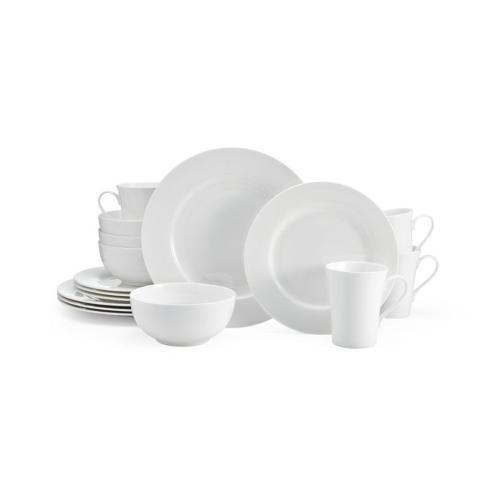 $119.99 Delray 16PC Dinnerware Set, Service for 4