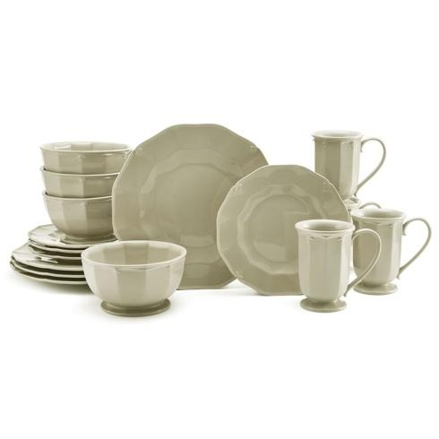 Bordeaux Beige Dinnerware collection