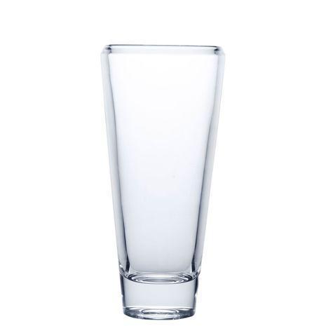 """$49.99 Ellery Clear 12"""" Crystal Vase"""