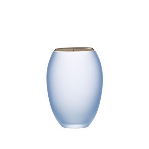 "$19.99 5.75"" Blue Vase"
