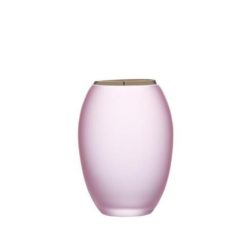 "$19.99 5.75"" Pink Vase"