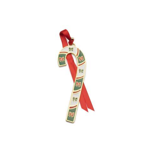 $45.00 Gold Plated Candy Cane, 38th Edition