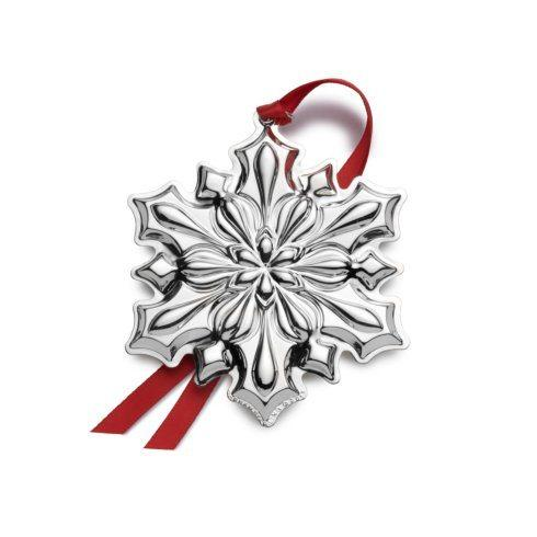 $225.00 Gorham Snowflake, 49th Edition