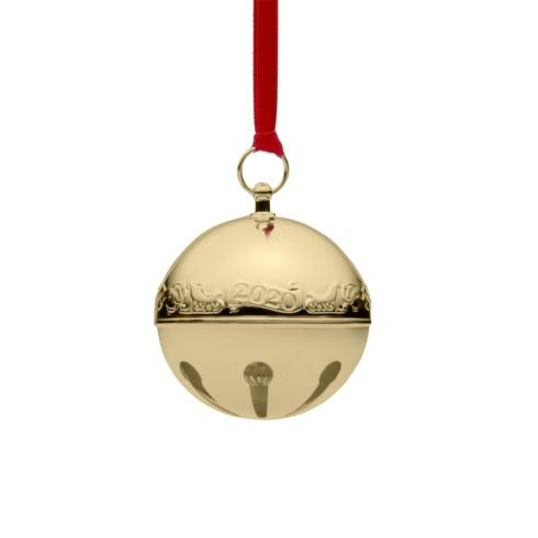 $57.99 Gold-plated Sleigh Bell 31st Edition