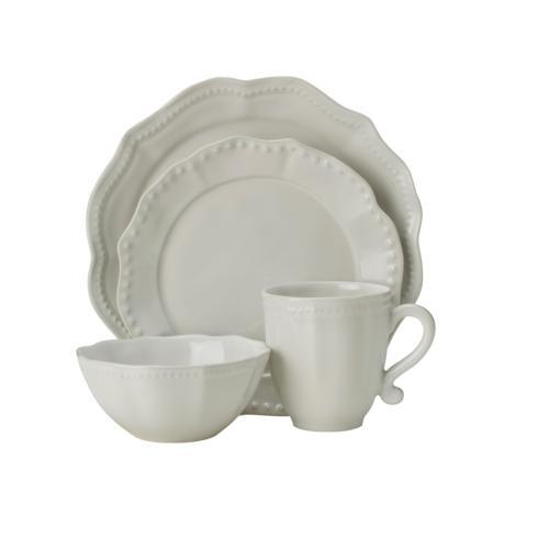 $69.99 Alyse 4 PC Place Setting, Service for 1