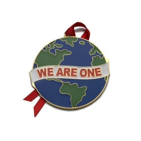 "$29.99 2020 "" We Are One"" Ornament"