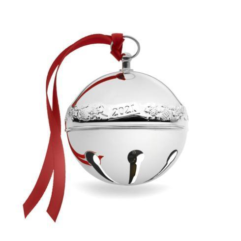 $42.99 Silver-plated Sleigh Bell, 51st Edition
