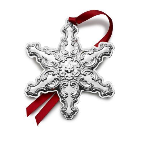 $119.99 Grande Baroque Snowflake   24th edition