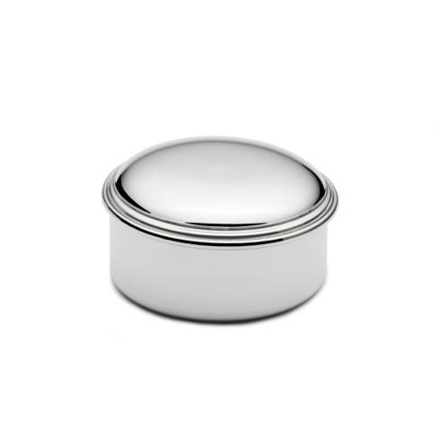 $80.00 Round Jewelry Box