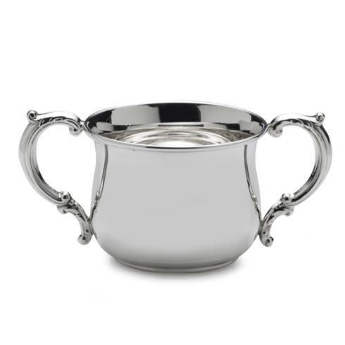 $320.00 Heavy Gauge Double Handle Pot Belly Baby Cup