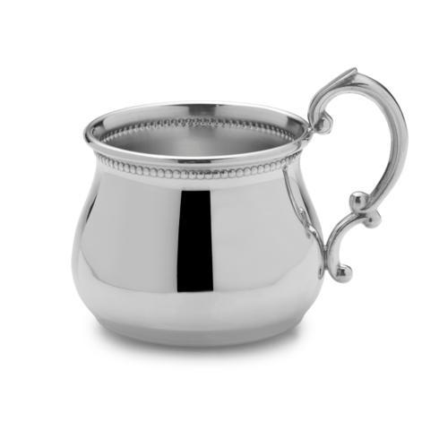 $80.00 Beaded Pot Belly Baby Cup