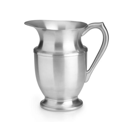 Empire Silver  Pewter Drinkware  Beverage Pitcher $300.00