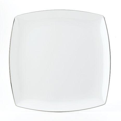 $0.00 Square Platter