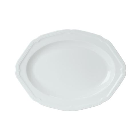 Mikasa  Antique White  Antique White Oval Platter $99.99