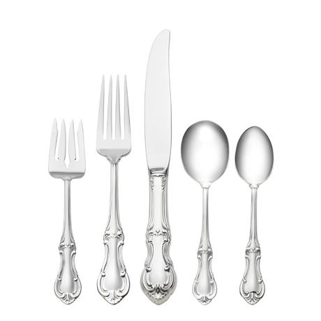 $7,700.00 66 Piece Set, Dinner Size with Cream Soup Spoon. Service for 12
