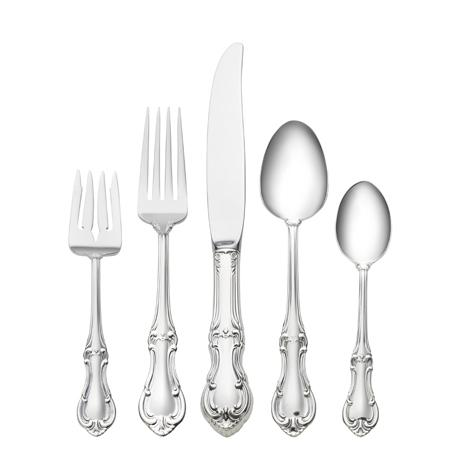 $7,700.00 66 Piece Set, Dinner Size with Dessert Spoon. Service for 12