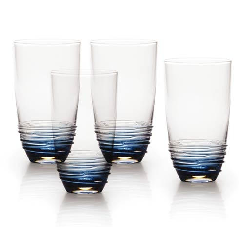 $58.00 Highball 20 Oz, Set Of 4