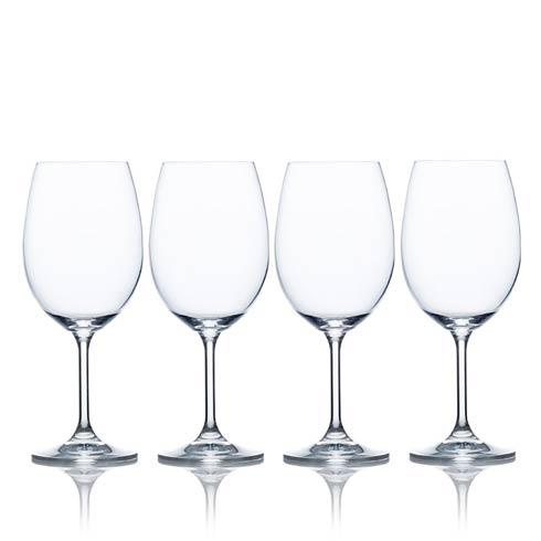 $19.99 15 Oz White Wine, Set Of 4