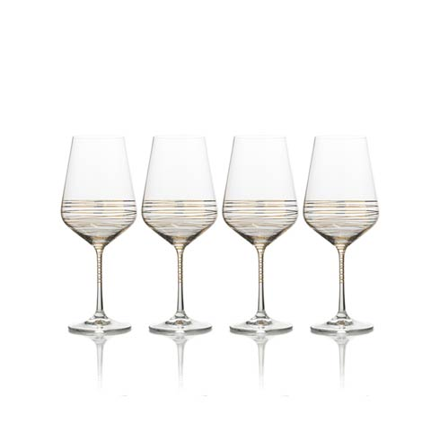 $39.99 20 Oz Goblet, Set Of 4