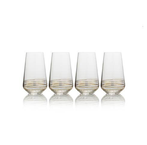 $58.00 17 Oz Highball, Set Of 4
