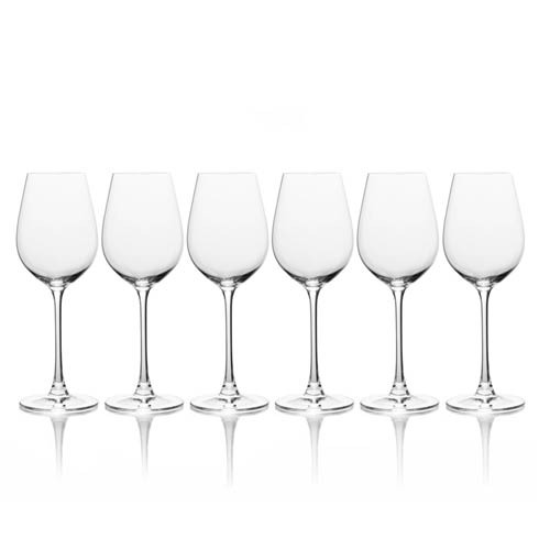 $39.99 13.5 Oz White Wine, Set Of 6