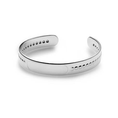 $90.00 Engraveable Beaded Bracelet