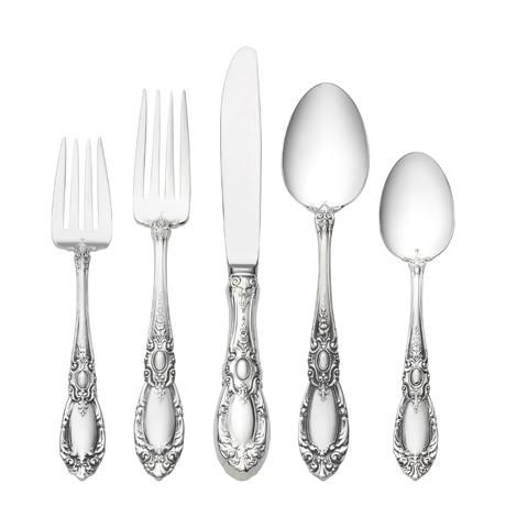 $600.00 5 Piece Place Setting