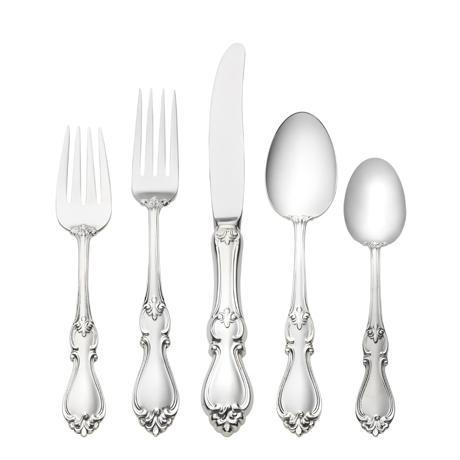 Towle  Queen Elizabeth I 5 Piece Place Setting $950.00